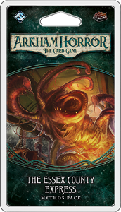 Arkham Horror : The Card Game – The Essex County Express